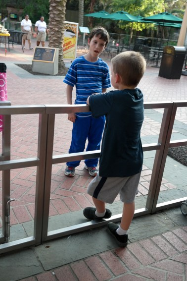 """This kid kept insisting that Oliver and his brothers were """"three twins"""""""
