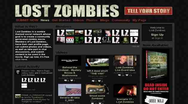 Lost-Zombies
