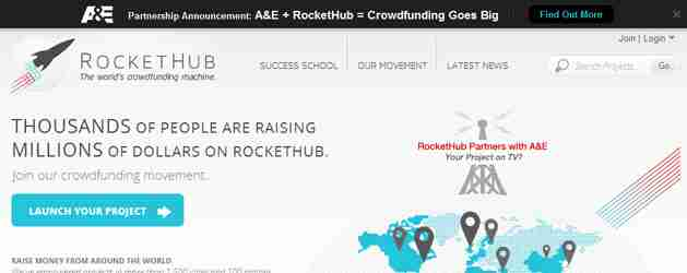 RocketHub-