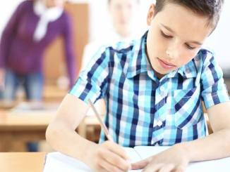 animar a los niños para que escriban