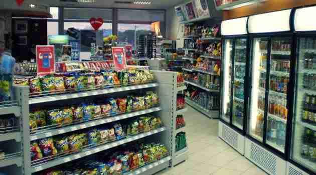 C mo iniciar un negocio de minimarket pymex for Local wallpaper shops