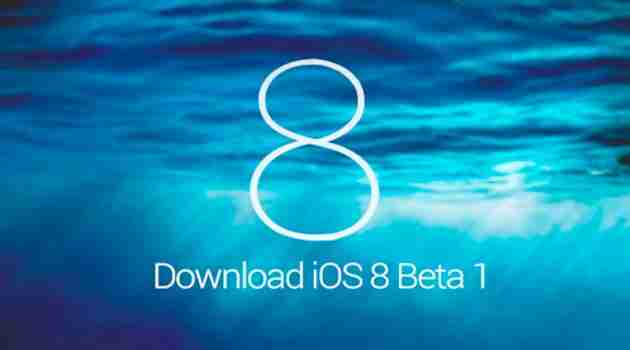 iOS 8 imagen