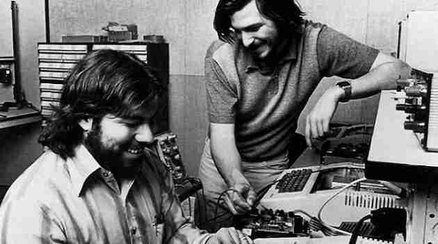 Steve Jobs garaje