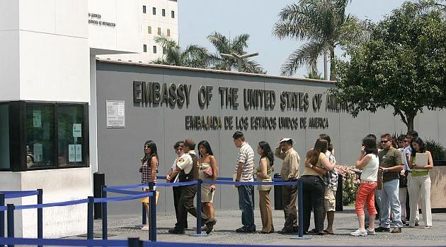 embajada estadounidense
