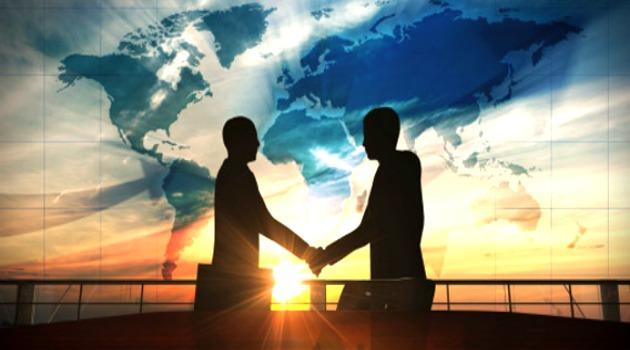negociar con extranjeros