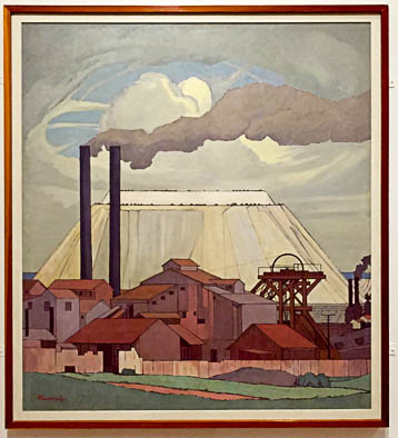 Rand Gold Mine JH Perneef (1932)
