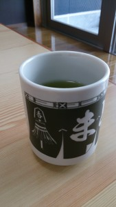 まとい寿司お茶