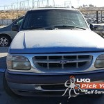 1997 Ford Explorer Used Auto Parts Victorville