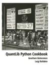 QuantLib Python Cookbook
