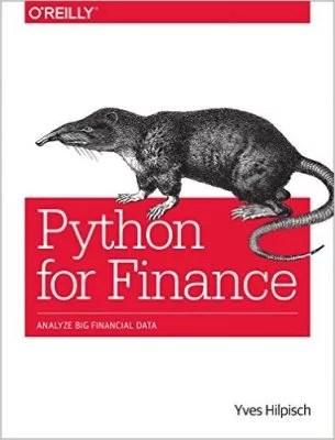 Python for Finance: Analyze Big Financial Data - PyQuant News