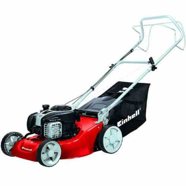 This Einhell mower definitely impressed, the build quality is excellent and the cutting performance is what you would expect from a decent mower, the collection bag indicator is specially useful.