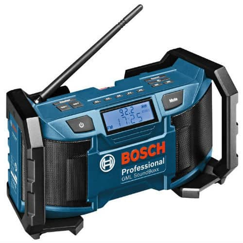 The Bosch professional jobsite radio is the kind of product you acquire if you need consistent quality sound and excellent performance, great features  while still getting excellent value for money.