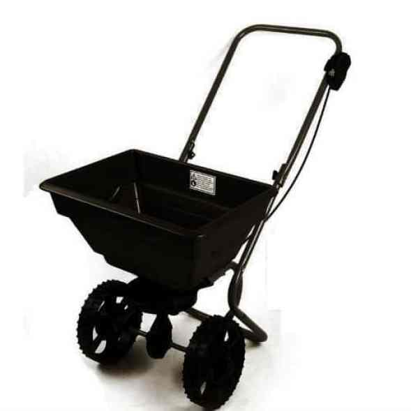 Dirty Pro Tools™ 55 lbs Professional rotary spreader Review