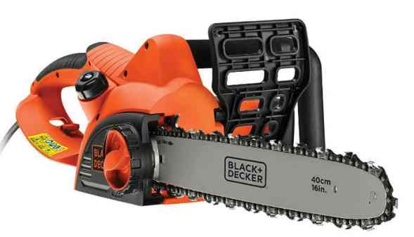 The Black Decker CS2040-GB Chainsaw is not as powerful as our 'Best Pick', however, it's still up there with the very best models and really is an impressive piece of kit.