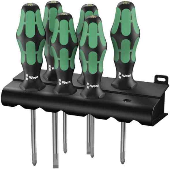 Wera Kraftform 300 Screwdriver Set 6 Piece Review