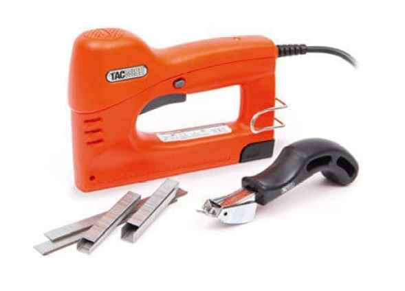 Tacwise 1038 Electric Staple gun Review