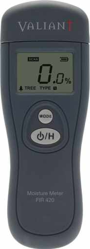 Valiant Firewood Moisture Meter Review