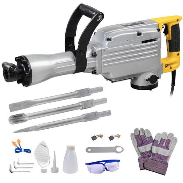 ReaseJoy 1700W Electric Demolition Jack Hammer Review