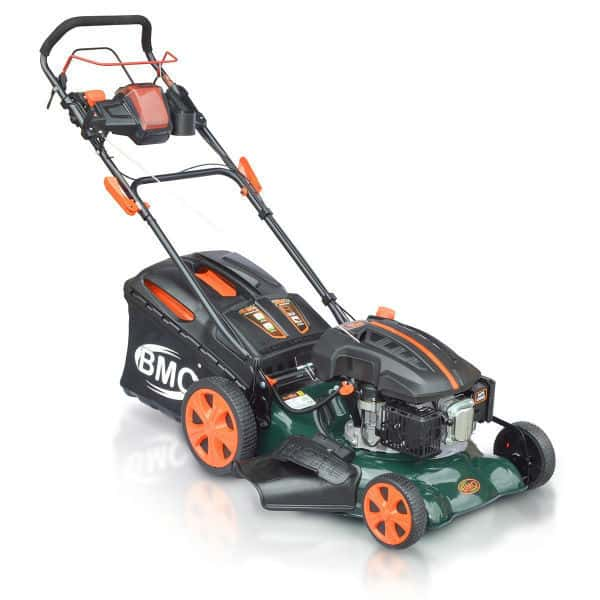 BMC Lawn Racer 20inch Self Propelled Petrol Lawn Mower Review