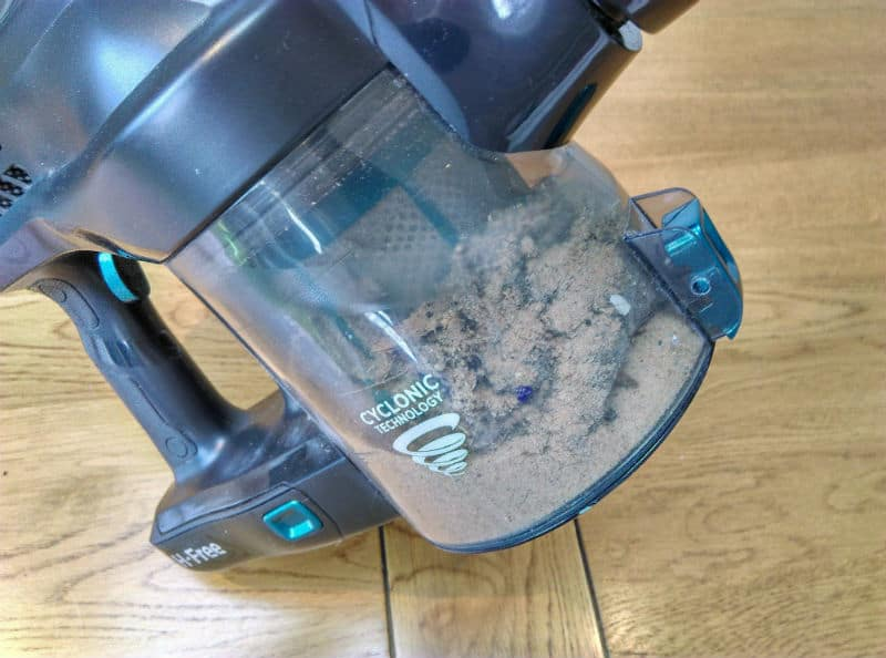 Hoover H FREE HFCPT large collect chamber