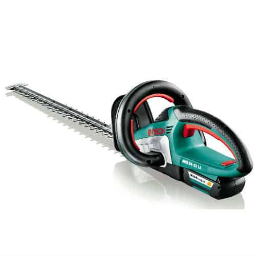 Bosch AHS 54-20 Lithium Hedge Cutter review