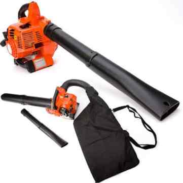 TIMBERPRO 26cc 3 in 1 Petrol Powered Leaf Blower REVIEW