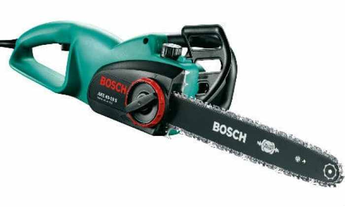 This chainsaw is by far, one of the best corded electric chainsaws we have reviewed. Its obviously lacks the mobility of a cordless or petrol model due to the power cord, but felling a few trees, pruning branches or cutting firewood, this would be the perfect choice. Its got the power to rival some petrol chainsaws but without the noise and fumes.
