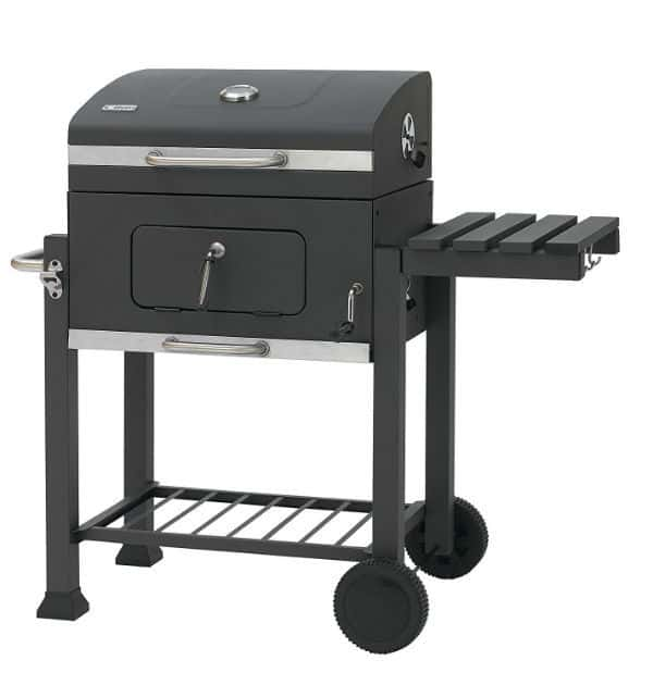 Tepro Toronto Trolley Grill Barbecue Review