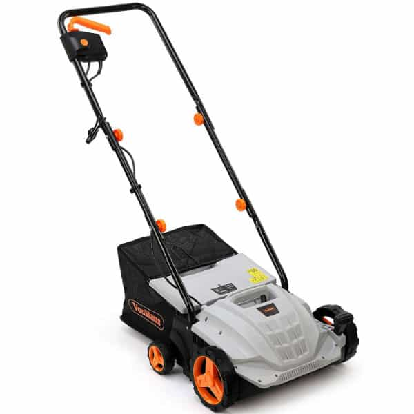 VonHaus 2 in 1 Electric Lawn Raker Review