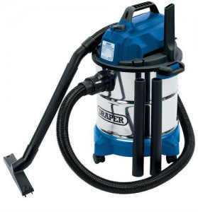 Draper 13785 Wet and Dry 20 Litre Vacuum Cleaner Review