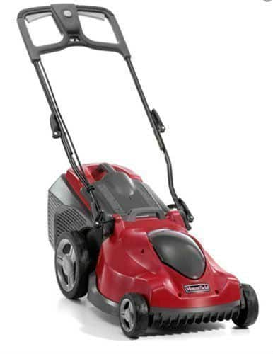 Mountfield Princess 42 Electric Rear Roller Rotary Lawnmower Review