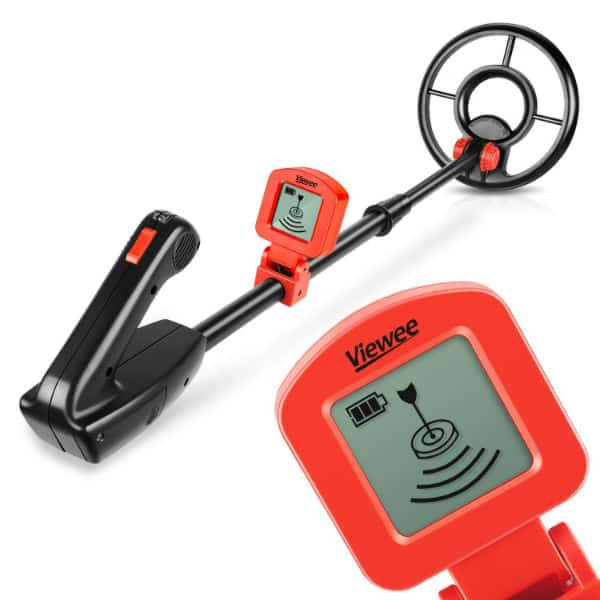 Viewee Lightweight Metal Detector Review