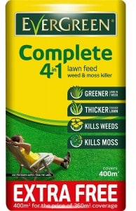 EverGreen 12.6 kg Complete 4-in-1 Lawn Care Bag Review
