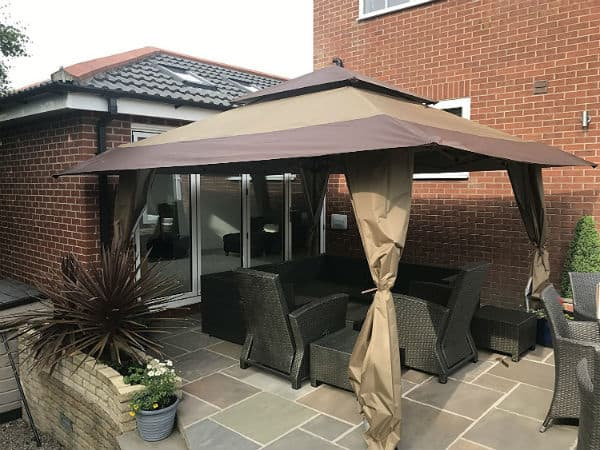Norfolk Leisure Gazebo Review