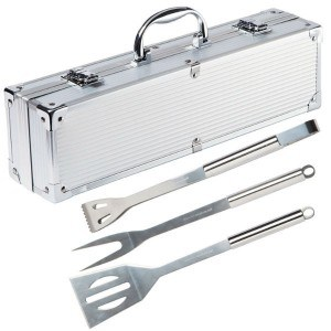Ultranatura Stainless Steel 3 piece Grill Tool Set Review