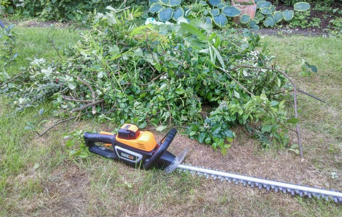 TackLife Cordless Hedge Trimmer conclusion
