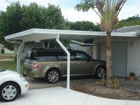 Carport & Canopies   Pyramid Aluminum