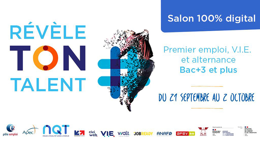 Salon Révèle ton talent