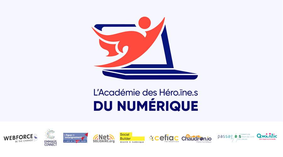 L'Académie des Héroïnes et Héros du Numérique