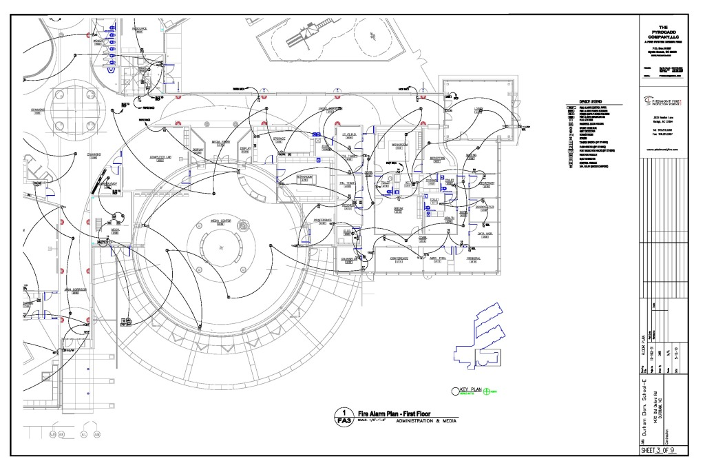 Fire Systems Engineering, Fire Alarm System Design