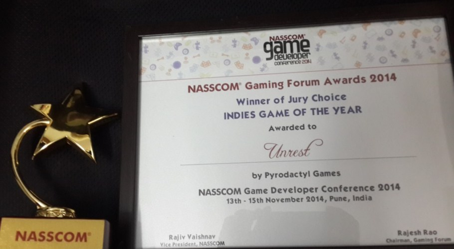 We're the NGF IGOTY! I can't handle all these acronyms!