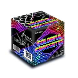 Colorfull Crossette von Startrade - Feuerwerk online kaufen im Pyrographics Feuerwerkshop