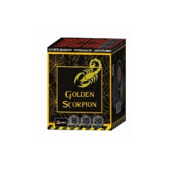 Golden Scorpion von Xplode Feuerwerk online kaufen im Pyrographics Feuerwerkshop