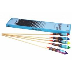 Blättertanz Raketen von Funke Feuerwerk /Firework/Fajerwerkji- Feuerwerk online kaufen im Pyrographics Feuerwerkshop