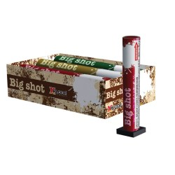 Xplode - Big Shot Single Shots, Silvesterfeuerwerk online kaufen by Pyrographics Feuerwerkshop