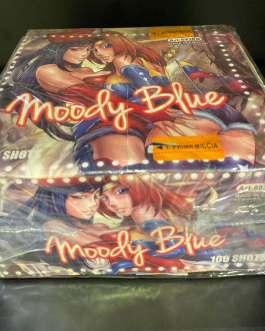 Moody Blue 100 lanci