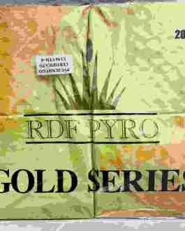 Pyro gold series 280 lanci