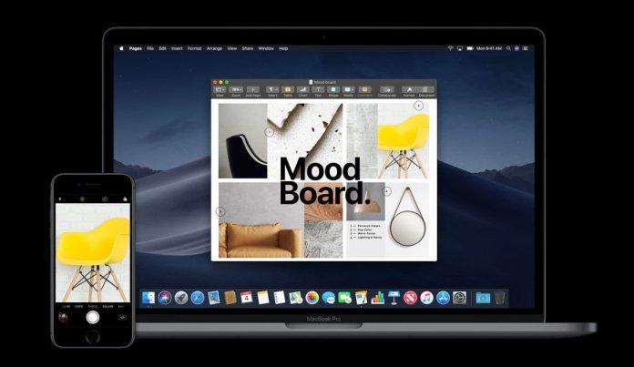 macOS Mojave fecha de lanzamiento y nuevas características: Continuidad