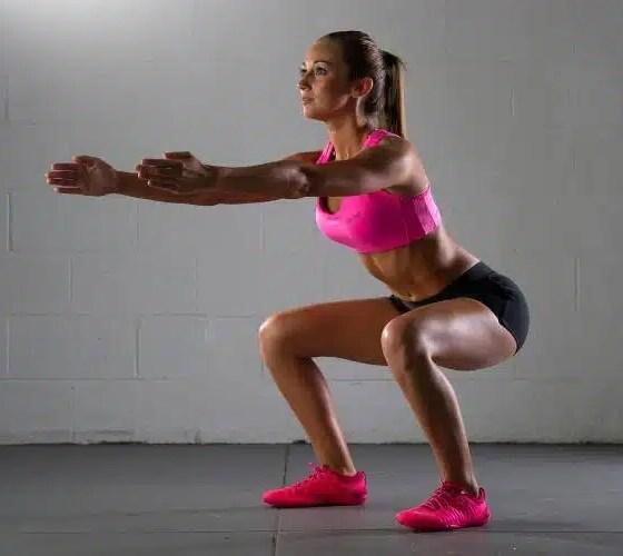 fortalecer muslos