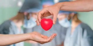 transplante de corazón